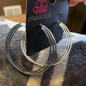 (5 for $15) Paparazzi hoop earrings
